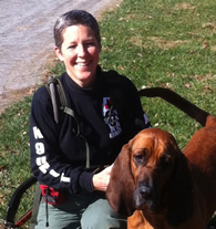 Mary C. Carson, K9 Handler/Field Support